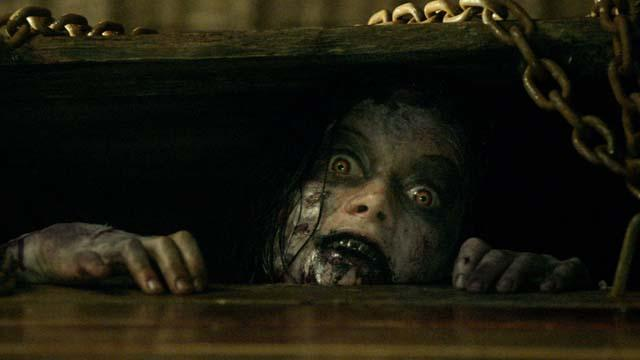 'Evil Dead' Theatrical Trailer