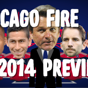Chicago Fire Capsule: Magic Mike and the Fire gear up for 2014