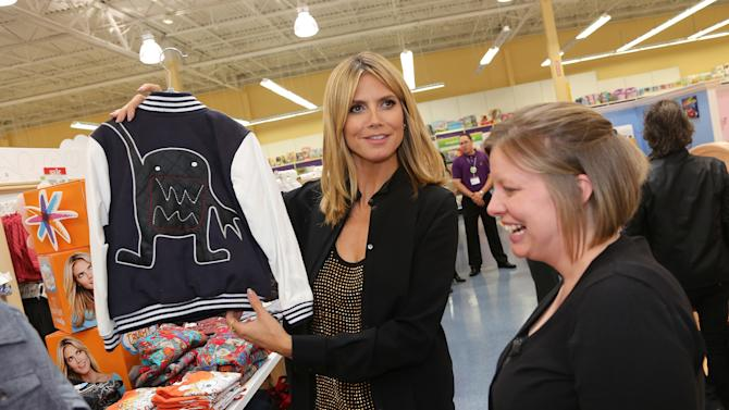 Laura Willis Of Le Roy, IL Wins Truly Scrumptious By Heidi Klum Sweepstakes