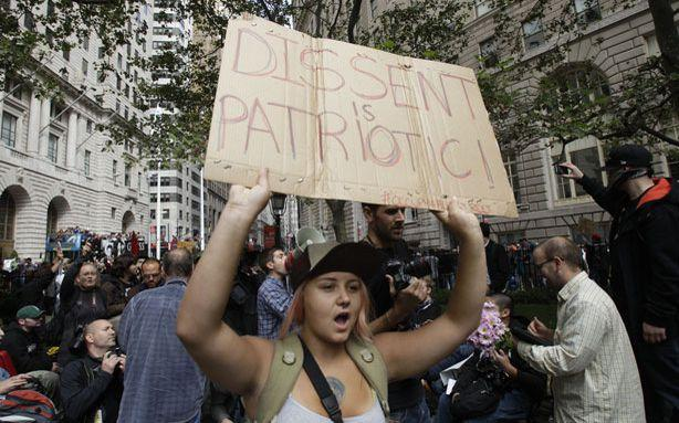 How Are You Celebrating Occupy Wall Street's Birthday?