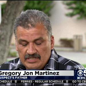 Dad Of Dead Stockton Bank Robbery Suspect Offers His Sympathy To Victim's Family