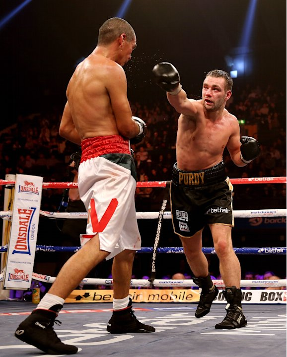 Boxing @ Wembley Arena