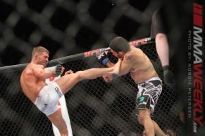 UFC Fight Night 40 Results: Daron Cruickshank Stops Erik Koch in First Round