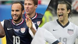 World Cup: Graham Zusi vs. Landon Donovan on USMNT? Jurgen Klinsmann talks midfield