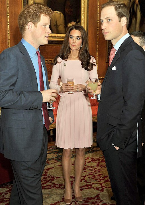 Kate Middleton Pretty In Pink $2,000 Dress For Queens Diamond Jubilee