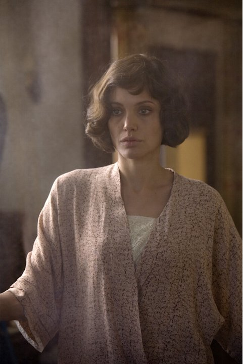 Angelina Jolie Changeling Production Stills Universal 2008