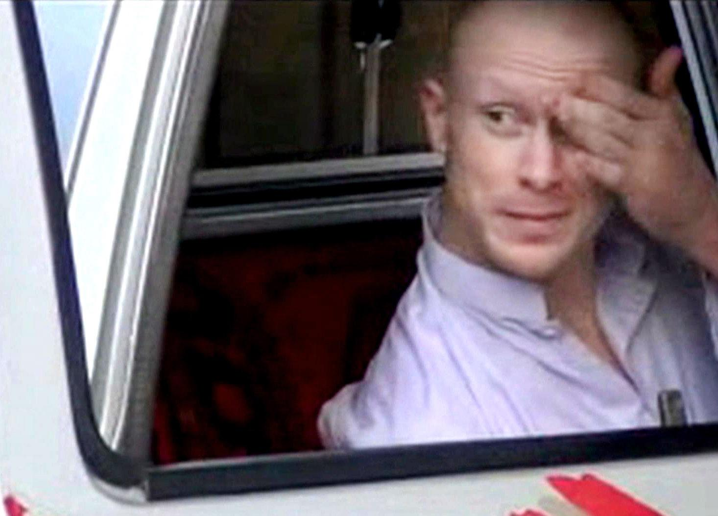 Guantanamo inmates swapped for Bergdahl could move freely