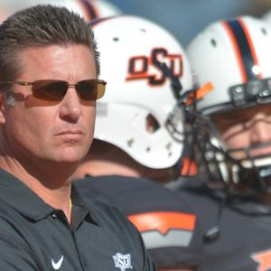 Gundy's Thoughts On Today's Game