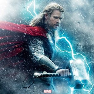 Chris Hemsworth in Thor: The Dark World trailer