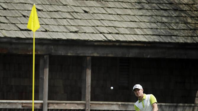 Couples' round at Masters stirs memories of '92