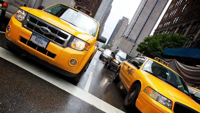 New York City Regulators Propose Rules for Taxi Apps [VIDEO]