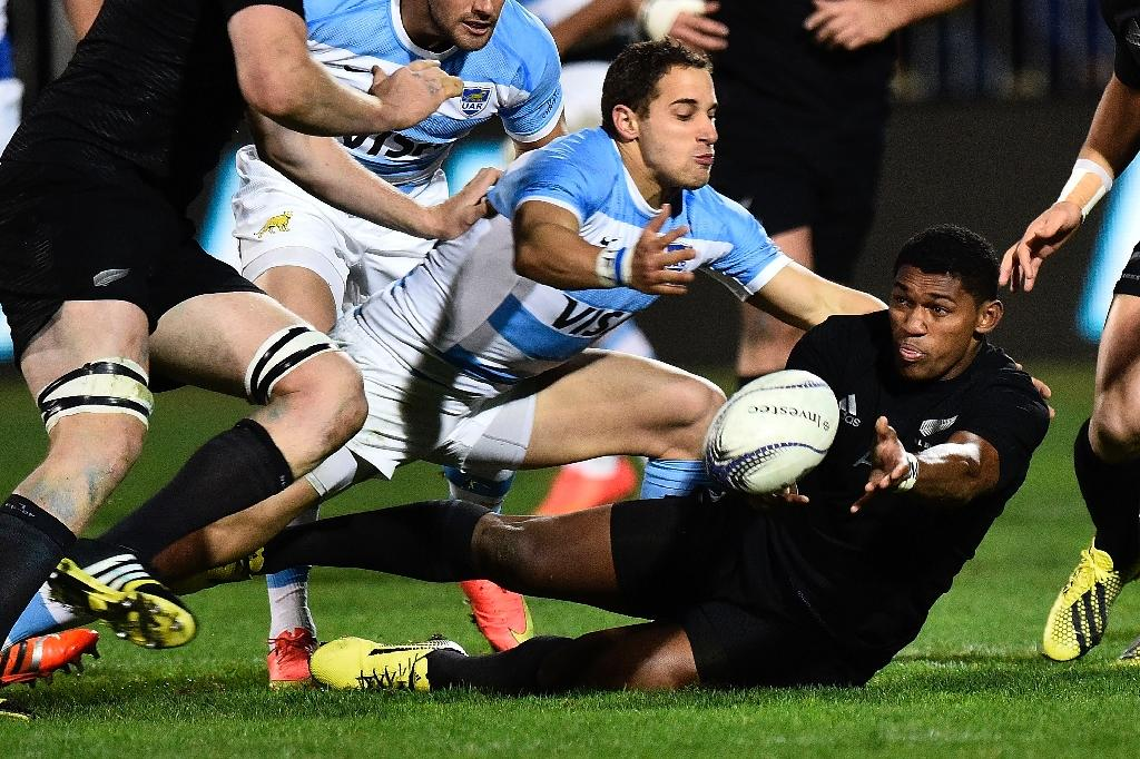 Wonder cure puts Naholo in All Blacks World Cup squad