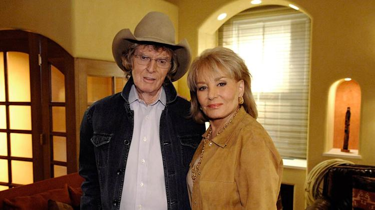 Don Imus and Barbara Walters on Barbara Walters Presents:  The 10 Most Fascinating People of 2007.