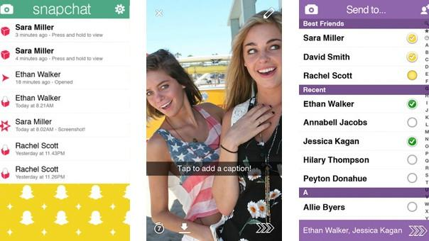 Snapchat responds to privacy scares by letting users unlink their phone number