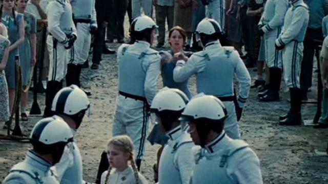 "The Hunger Games"": Poised for succes"