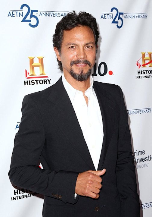 Actor Benjamin Bratt attends the A&amp;E Television Networks' 25th anniversary celebration at The Rainbow Room on May 14, 2009 in New York City. Benjamin Bratt 
