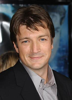 Premiere: Nathan Fillion at the LA premiere for Universal Pictures' Serenity - 9/22/2005