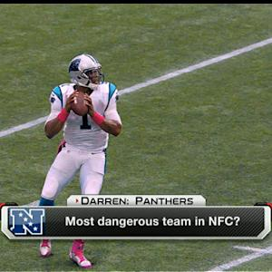 Mind-blowing stats: Most dangerous team in the NFC