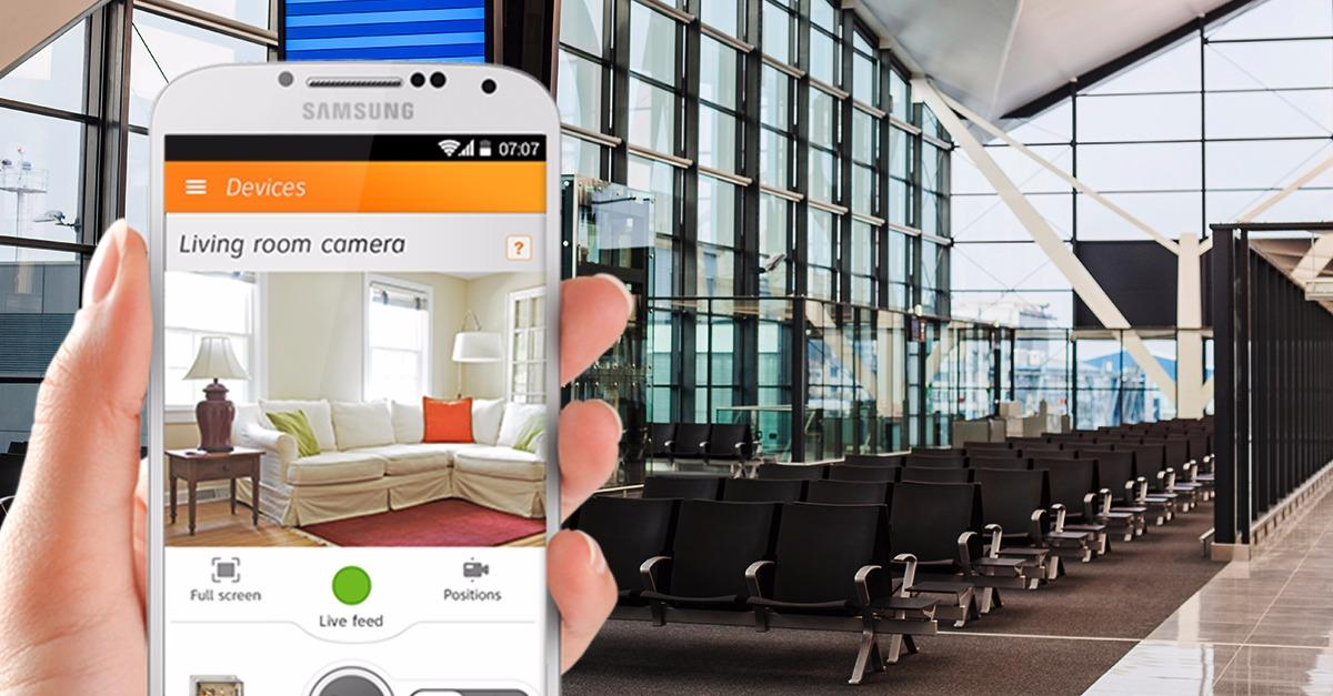 Manage and secure your home with AT&T Digital Life