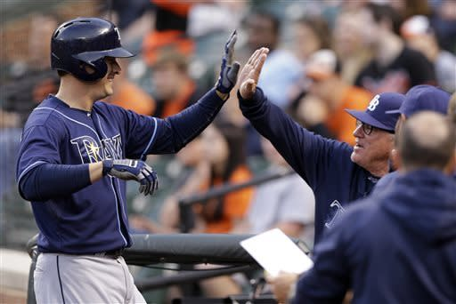 Rays beat Orioles 6-2 to end 4-game skid
