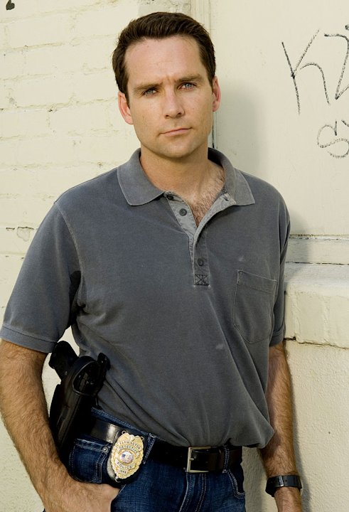 David Rees Snell stars as Detective Ronnie Gardocki in The Shield.