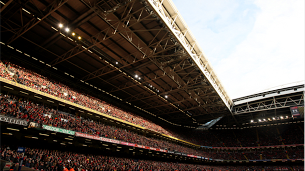 Cardiff's Millennium Stadium is a London 2012 venue