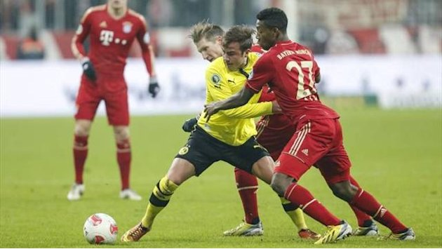 Champions League - Final match facts: Borussia Dortmund v Bayern Munich
