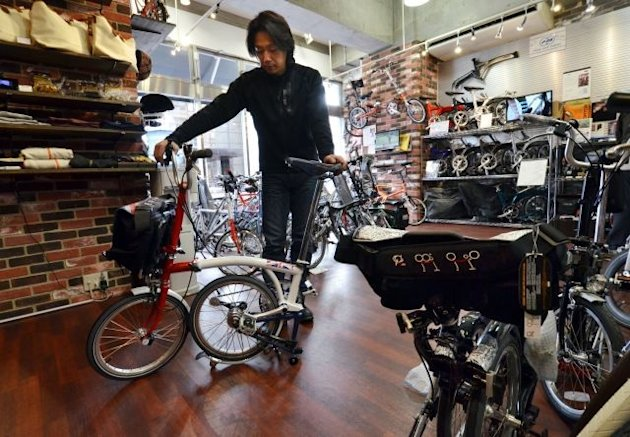Investigations into NPark's purchase of 26 foldable Brompton bicycles have been completed and the case is now before the public prosecutor (AFP photo)