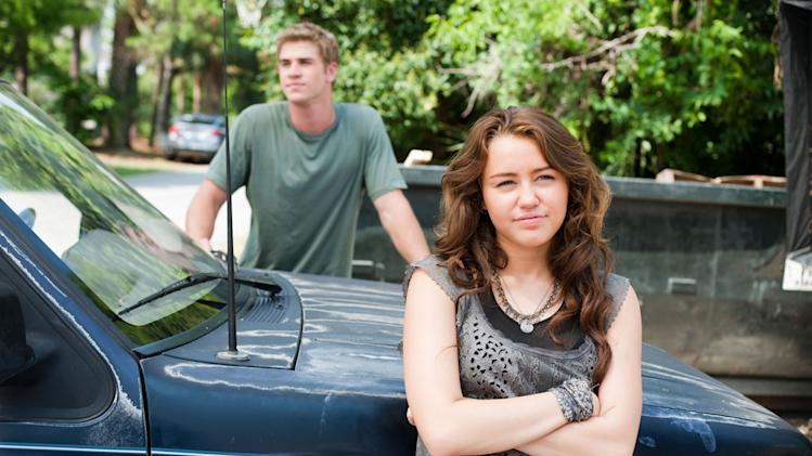 The Last Song 2010 Touchstone Pictures Liam Hemsworth Miley Cyrus