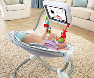 Would You Buy an iPad Baby Seat for Your Child?