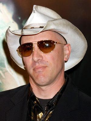Maynard James Keenan at the Hollywood premiere of Warner Bros. Pictures' Constantine