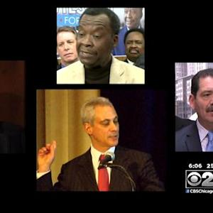 Challengers Hit Emanuel On Campaign Money, Son's Mugging