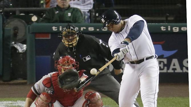 Tigers 3B Cabrera could need surgery on groin