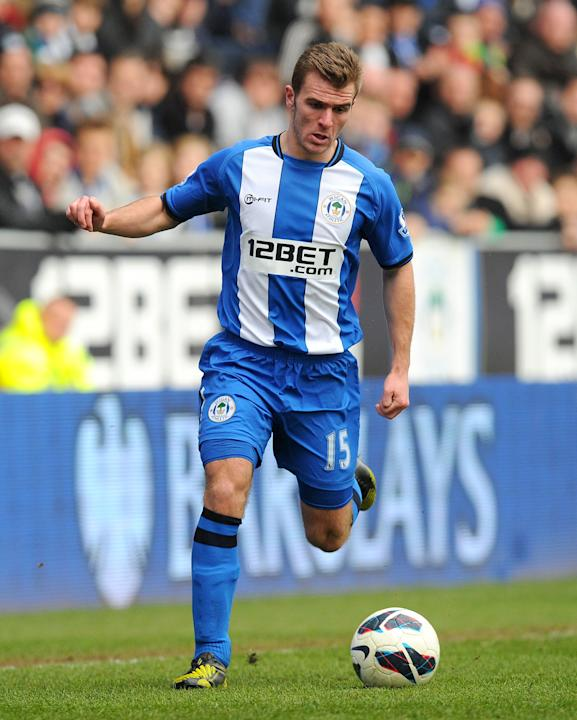 Soccer - Callum McManaman File Photo
