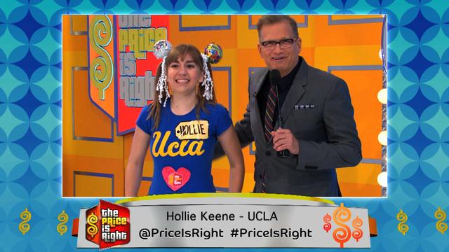 The Price is Right - Hollie from UCLA