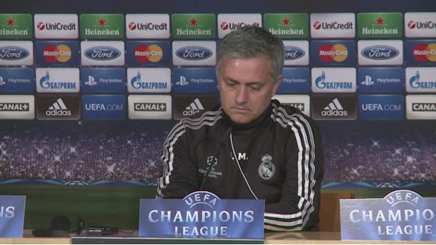 Mourinho wary of Galatasaray threat