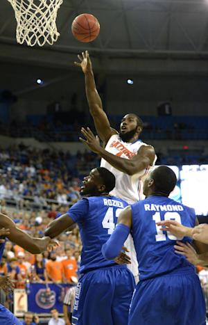 No. 16 Florida handles Middle Tennessee, 79-59