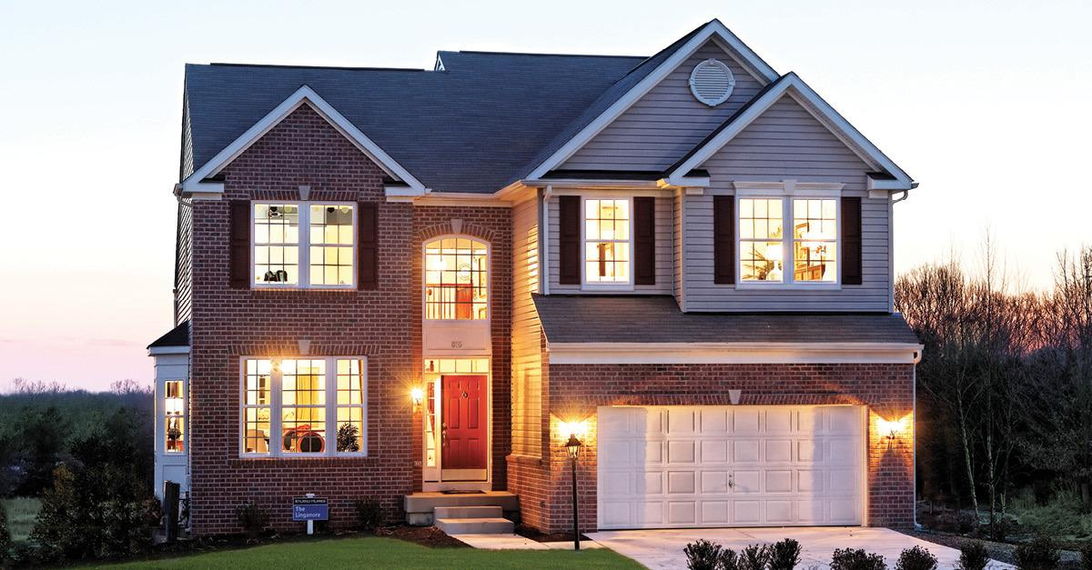 All-New Ryland Homes at Beech Creek in Aberdeen