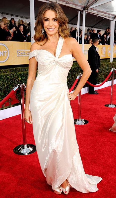 "Sofia Vergara at the 2013 SAG Awards: I ""Look Like a Hooker"""