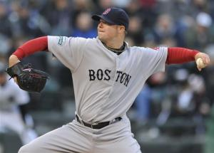 Lester outpitches Peavy, Red Sox beat White Sox