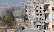 Syrian Regime 'May Have' Chemical Weapons