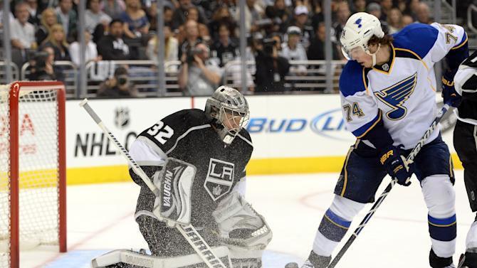 St Louis Blues v Los Angeles Kings - Game Three