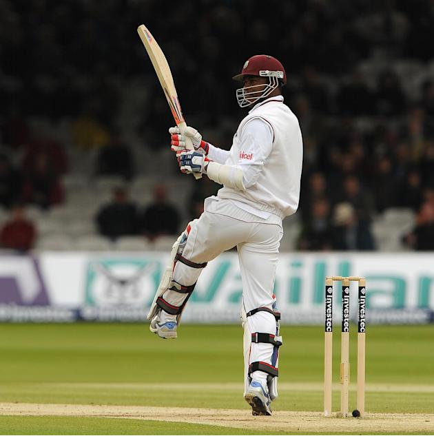 Marlon Samuels played a saving role for West Indies with his gritty 79