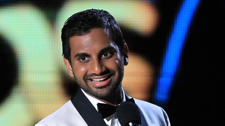 MTV Movie Awards Show Photos 2010 Aziz Ansari