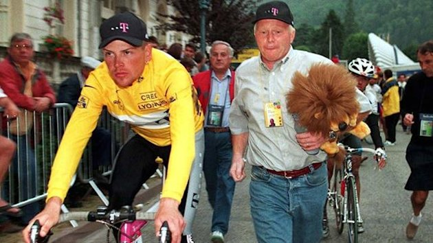 Pevenage Ullrich Tour 1998