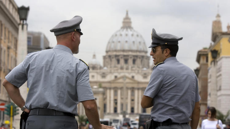 Secretive Vatican bank takes step to transparency