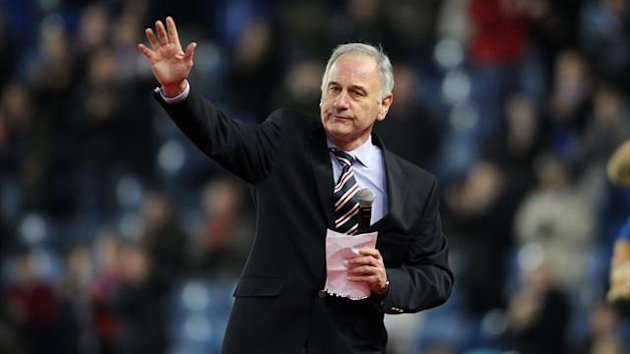 Charles Green was adamant Rangers should not lose any of their titles.