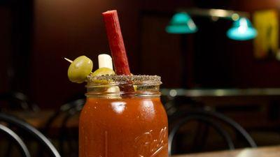 You Can Thank Iowa For The Bloody Mary Meat Straw