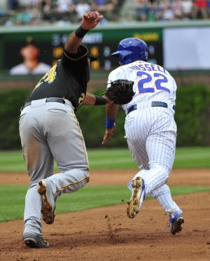 Pirates stop 4-game slide with 3-0 win over Cubs