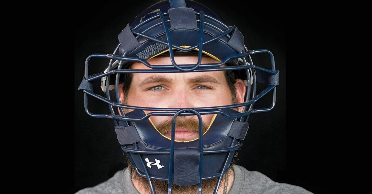 Tough Job: Padres Catcher Derek Norris